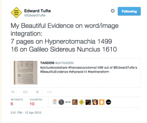 tufte retweet